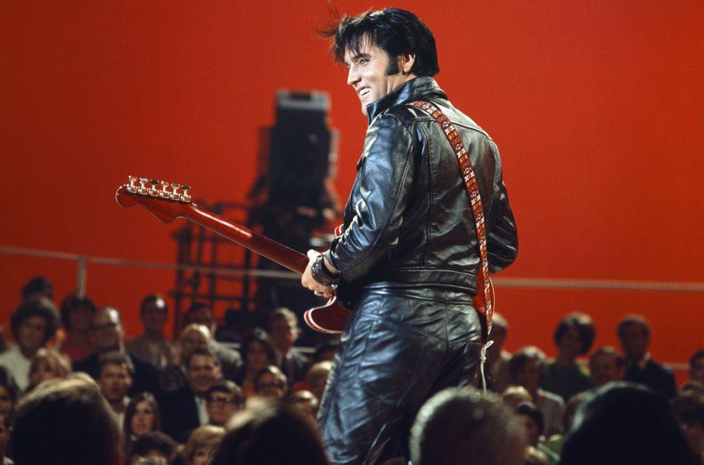 Elvis comeback 68
